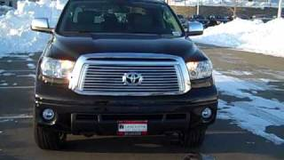 2008 TOYOTA TUNDRA CREWMAX LIMITED LEATHER FOR SALE SEE WWW.SUNSETMILAN.COM.MPG videos