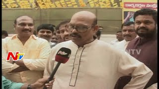 TG Venkatesh Face to Face over Rajya Sabha Candidature