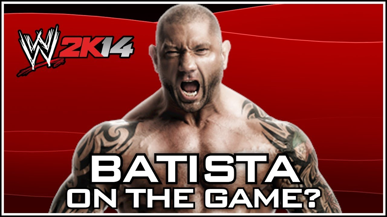 Wwe 2k14 Batista WWE 2K14 - Batista To ...