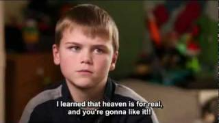 11 Yr Old Went To Heaven And Back, And Tells What He Saw