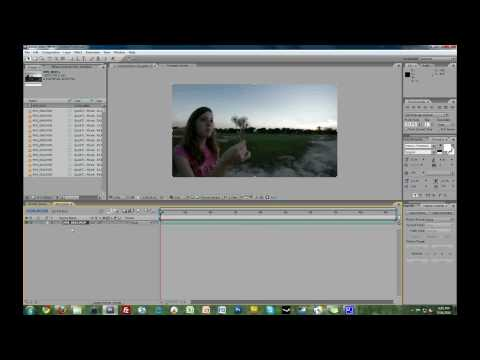 Turn 60p footage into Slow Motion After Effects - PC and Mac