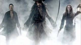 Hoist The Colors Pirates Of The Caribbean (FULL SONG