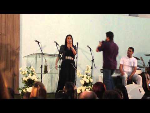 Damares - PODE SER HOJE - Assembléia de Deus Getsemani