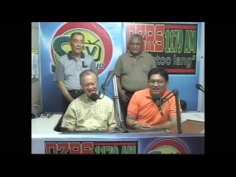 Peping Cojuangco Interview in Sorsogon Part I