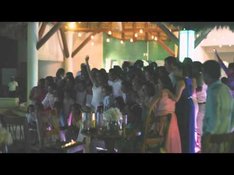 N&R Boda en Escondite Club de Playa