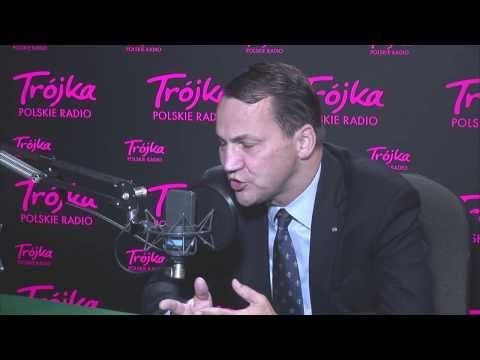 Radosław Sikorski: broni chemicznej użył reżim Assada (Trójka)