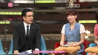 SNSD Tiffany hate Yoona Aegyo