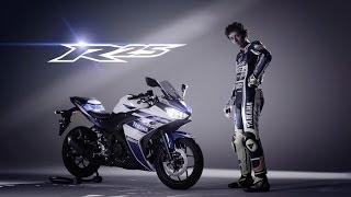 Yamaha R25 & Valentino Rossi