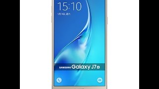 Video Samsung Galaxy J7 (2016) mdjvz1DcBSU
