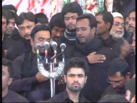 19 TH SAFER  PART 2 2014 ANJUMAN E MASOOMEEN MIR SABER ALI ZAWAR