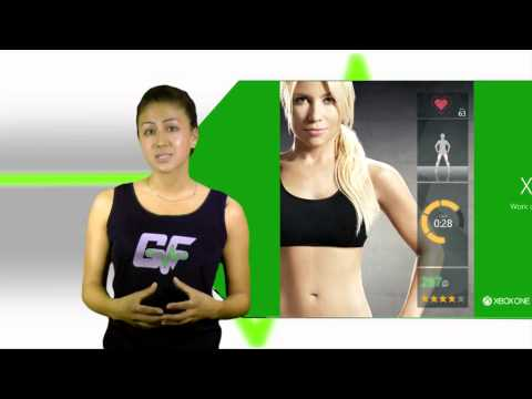 Xbox Fitness Sharon Garwood @GamerFitnation