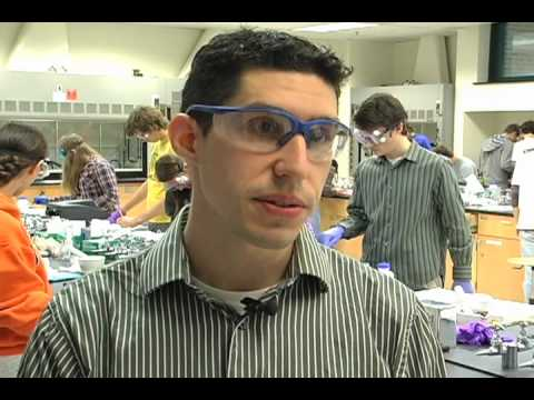 SUNY-ESF / Making Solar Cells