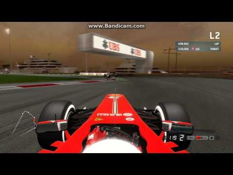 F1 2013 PC - Un giro di pista ad Abu Dhabi con la F138