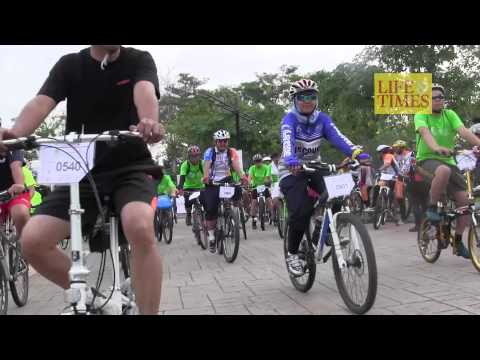 NST Cyberjaya Green Ride 2013 Ride On
