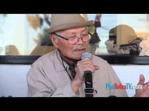Cựu phi công Lý Tống họp báo tố cáo cựu DB tiểu bang Trần Thái Văn - phần 5