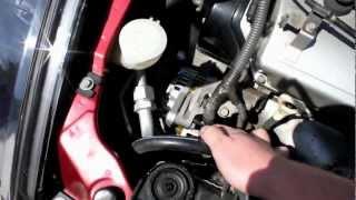 How To Change Alternator Belt Mitsubishi Eclipse 00-05
