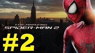 The Amazing Spider-Man 2 : Gameplay Walkthrough Part 2