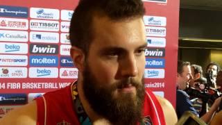 Miroslav Raduljica o finalu i osvajanju srebrne medalje