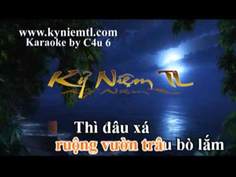 [Karaoke]Trai Tài Gái Sắc(remix) ¶Ngọc Út mời beat nam