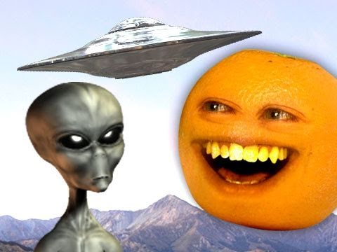 Annoying Orange Through Time #2