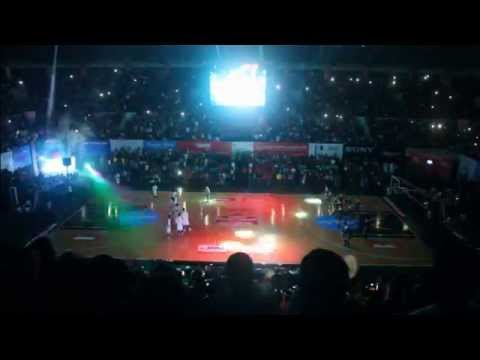 Opening Grand final NBL Indonesia