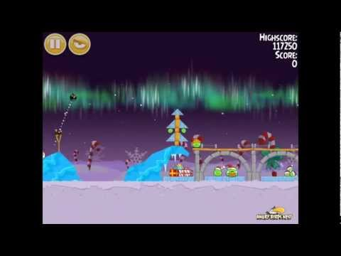 Angry Birds Seasons: Winter Wonderham