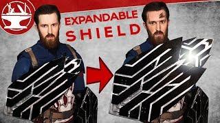 Captain America Wakandan Shield BUILD (INFINITY WAR)