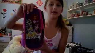 Meu Material Escolar 2014 Das Monster High