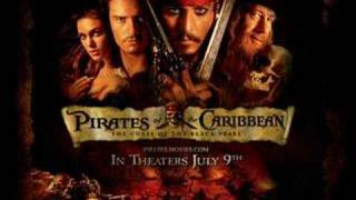 Pirates Of The Caribbean Soundtrack 01 Fog Bound