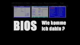 Wie Kommt Man Ins BIOS? Schnell-Anleitung!