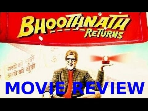 Bhootnath Returns - Full Movie Review - Amitabh Bachchan