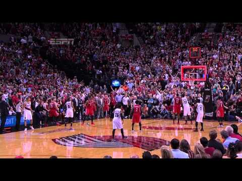 Damian Lillard's Ridiculous Game Winner Lifts Blazers Over Rockets: Taco Bell Buzzer Beater