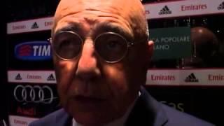 Milan, Galliani: 'Il futuro sono le squadre B'