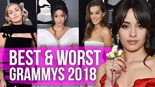 Best & Worst Dressed Grammys 2018 (Dirty Laundry)