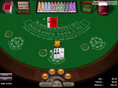 Foolproof Blackjack Betting Strategy (