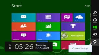 Windows 8 How To Connect Your Notebook Or Tablet To WiFi
