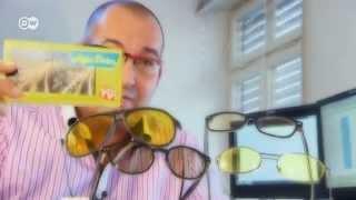 نظارات تساعد على القيادة ليلاً | عالم السرعة