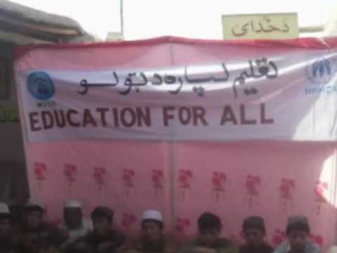 Refuges day  in Lorlai Quetta