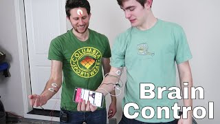 Where Does Consciousness Come From? Controlling People With My Brain