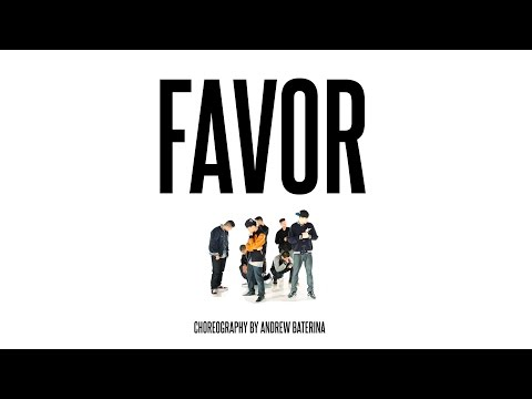 ANDREW BATERINA - FAVOR by @chrisbrown CHRIS BROWN Choreography