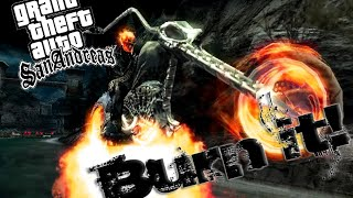 Gta San Andreas Ghost Rider