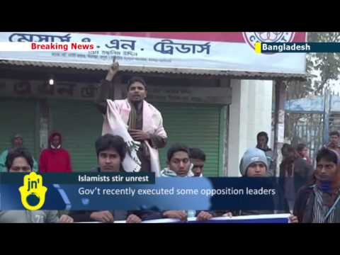 Bangladeshi Islamists protest elections: anti-government protests continuing across Bangladesh