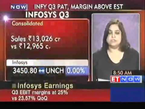 Infosys Q3 profit rises 21.4% to Rs 2,875 cr