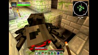 Minecraft PC: Salems Survival! [31] Vanishing Creepers
