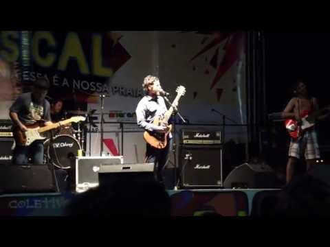 Gallo Azhuu - Espingarda  - Ao Vivo, no BR 135 - São Luís - MA