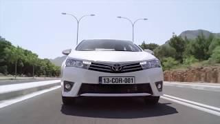 Novo Corolla 2015 Design Brasil