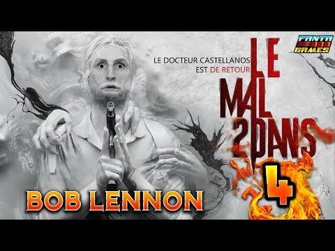 LE POWER DAB ULTIME !!! -The Evil Within 2- Ep.4 avec Bob Lennon