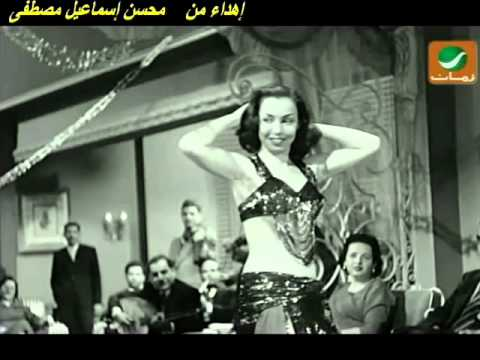 موسيقى ( أهلا وسهلا )   ... الراقصة اللبنانية نادية جمال