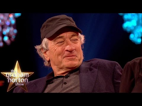 Robert De Niro Impressed By Tom Hiddleston's Robert De Niro Impression - The Graham Norton Show