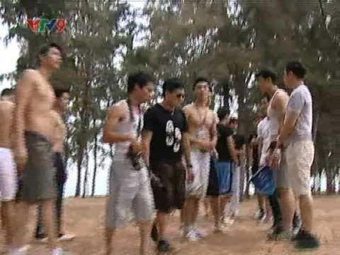 Cuộc thi Mister Vietnam 2010 - tranh tài thể thao